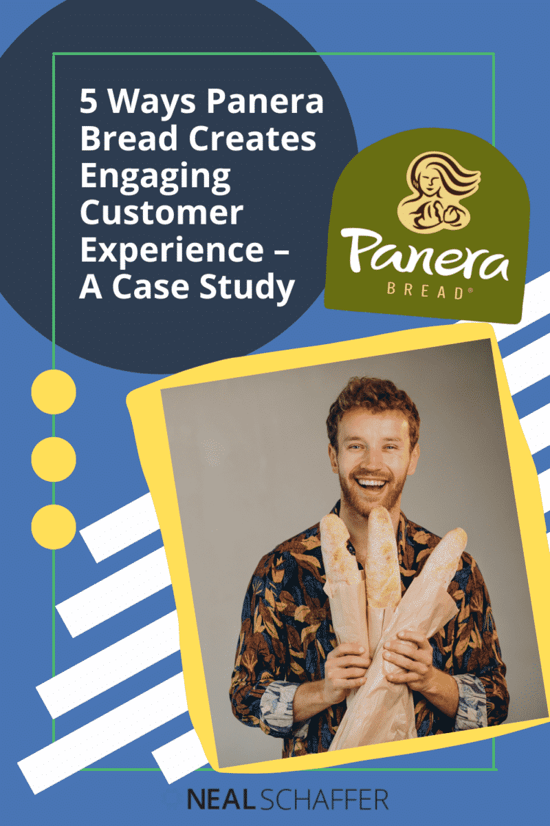 How does a brand create an engaging customer experience? We dissect the customer experience strategy of Panera Bread so you can learn from their successes.