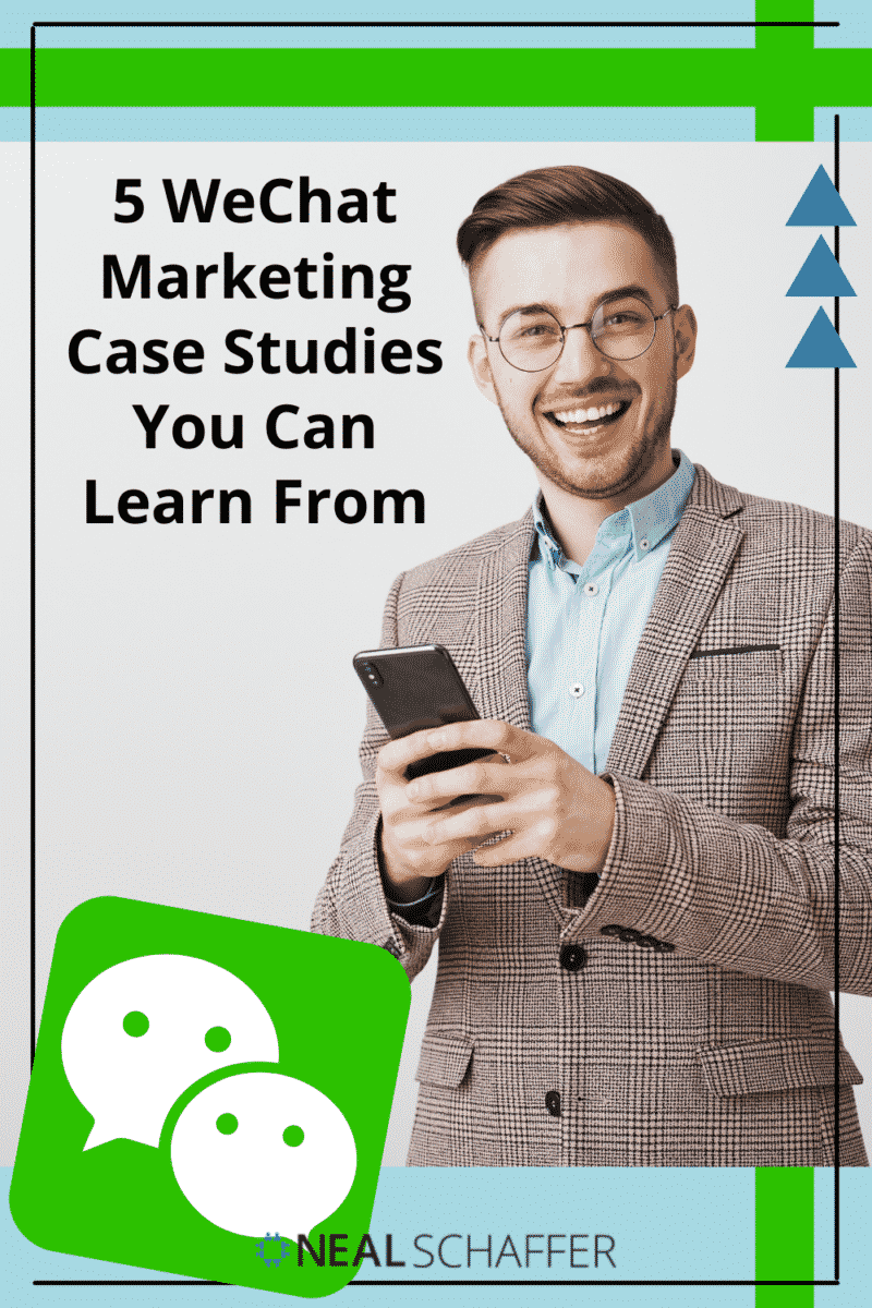 Want to expand your brand and products to China? Here are 5 WeChat marketing case studies that will show you how to achieve success in China.