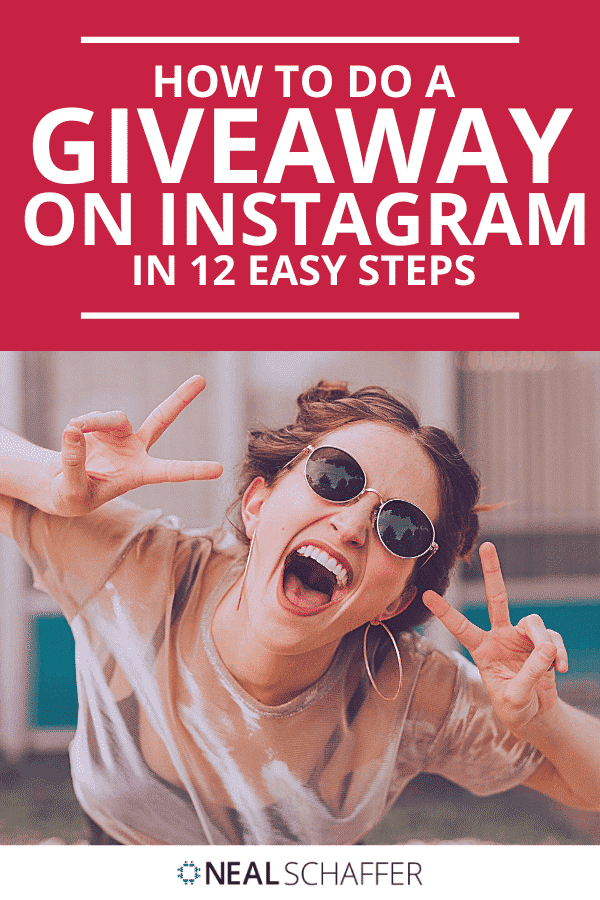 Trying to figure out how to do a giveaway on Instagram? Let me walk you through the process in 12 easy steps and show you the tools you need.