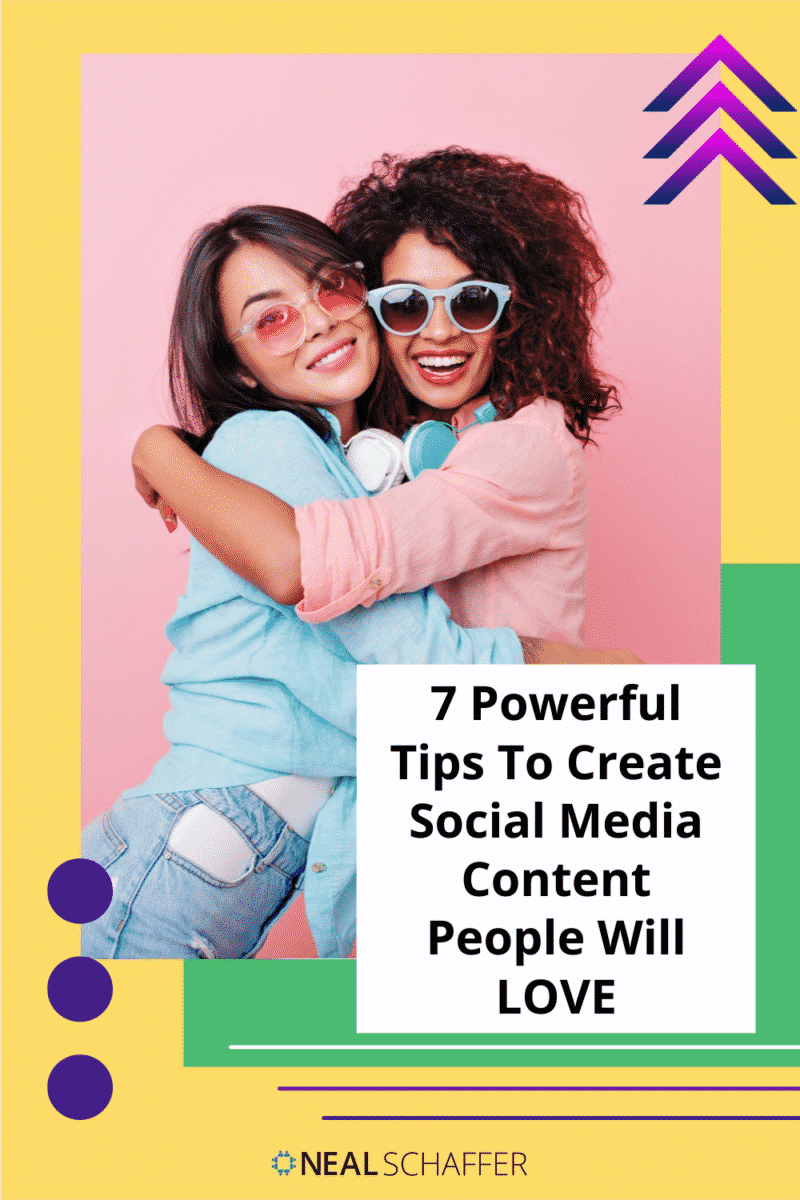 To make a lasting impression you need to create social media content that captures the minds and hearts of your viewers. Here are 7 tips to help you.