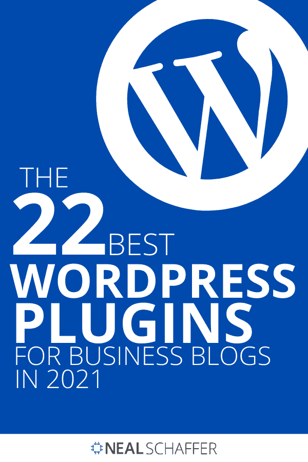 Best 22 WordPress plugins to help business blog content be found in social media, search engines through better SEO & spark better engagement