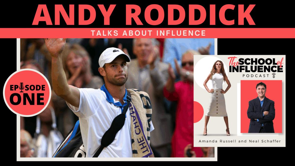 Andy Roddick Talks About Influence