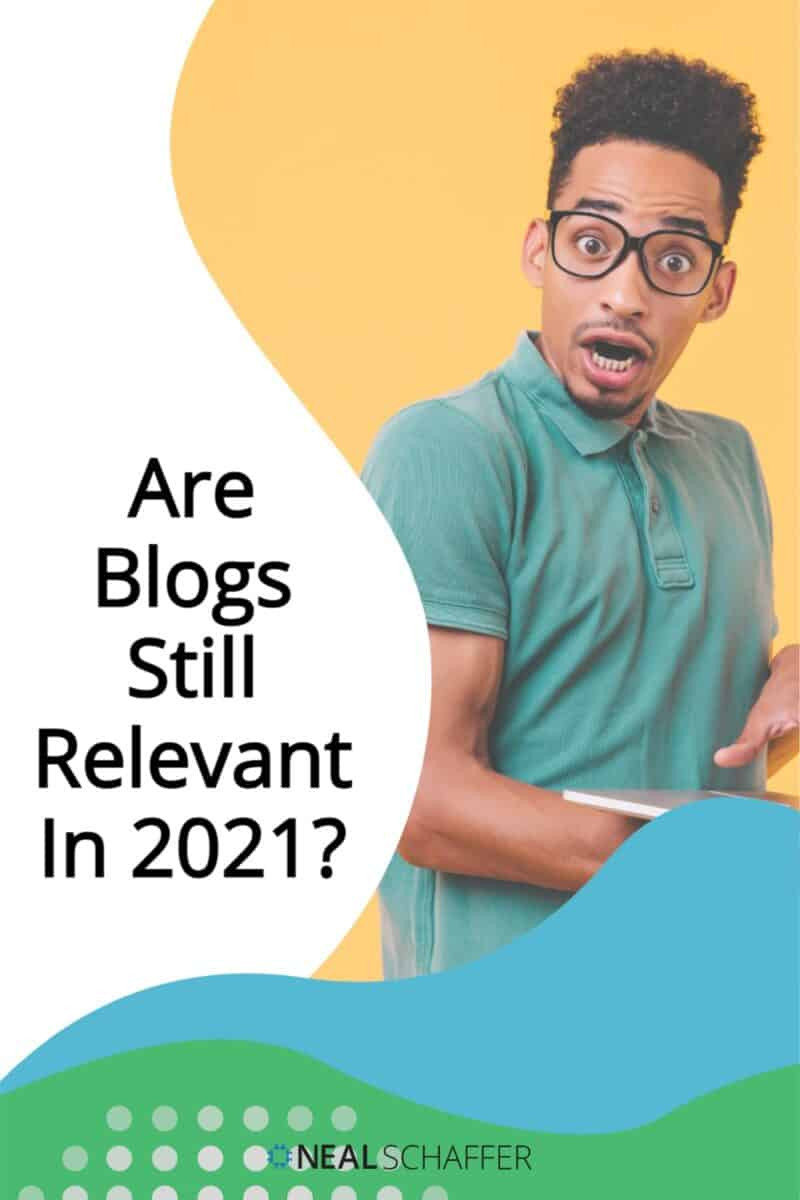 Are blogs still relevant today? Do they really matter? Learn what you need to do to keep your valuable info in front of potential customers.