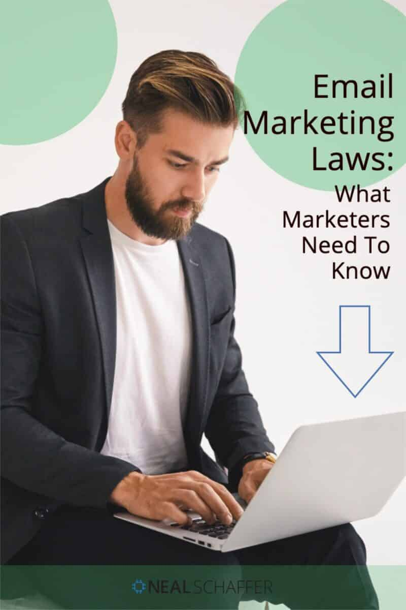 If you are looking to benefit from sending marketing emails, you need to understand these email marketing laws: CAN-SPAM, GDPR, CCPA, and more