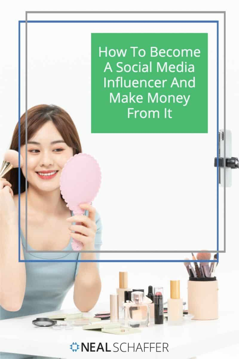 Learn how to become a social media influencer and actually monetize your online presence through this strategy, content, and distribution advice.
