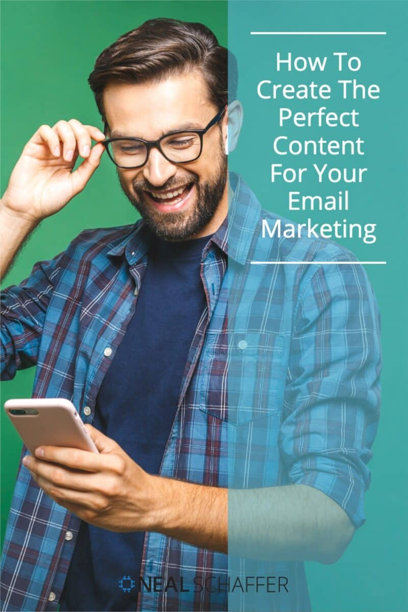 Email marketing is not about sending random messages to promote your company. Learn how to create the perfect email marketing content here.