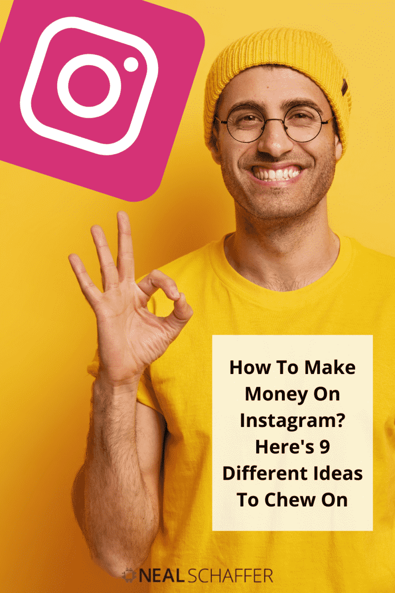 How to make money on Instagram? Check out my advice on these 9 specific ways in which you can monetize your Instagram presence.
