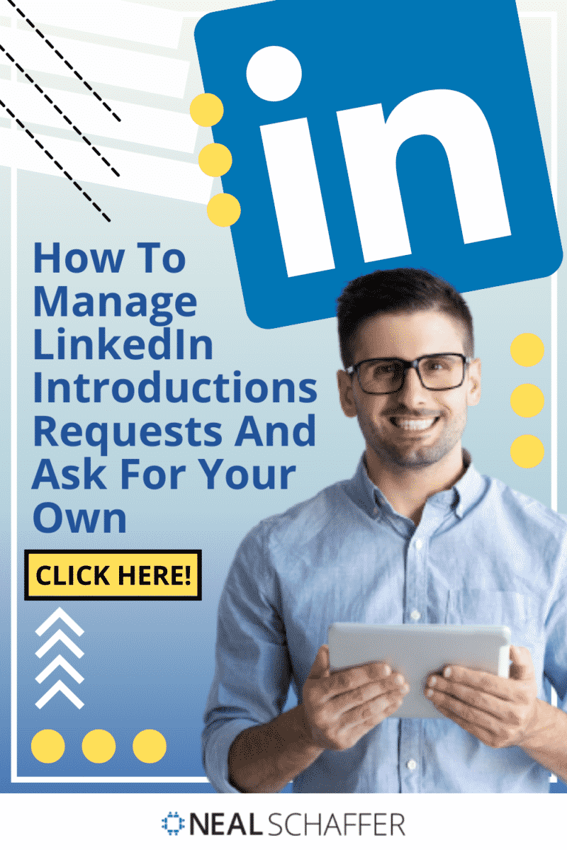 Now sure how to ask for introductions from your LinkedIn connections or handle requests for LinkedIn introductions? Here's a guide to help you!