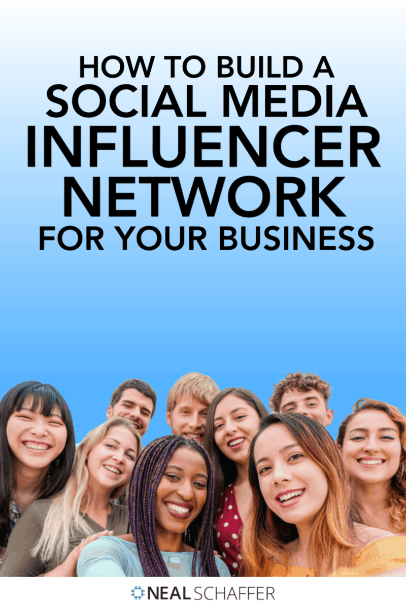 If you're looking to do more with influencer marketing, why don't you build your own social media influencer network? Learn how here!