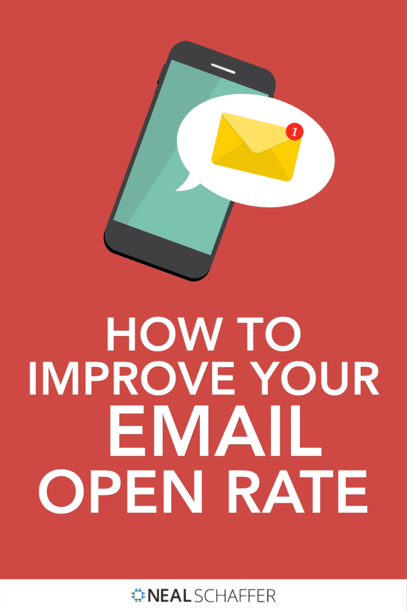 Your go-to guide for improving email open rates. From writing awesome subject lines to when to send your emails, learn everything you need to