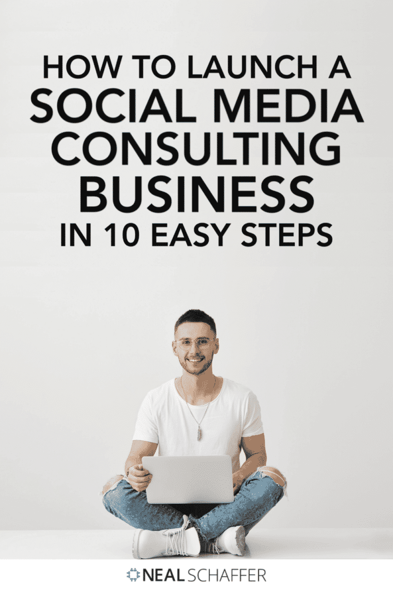 Looking to launch a social media consultant business and find your first clients? Here's a 10-step guide based on my actual experience!