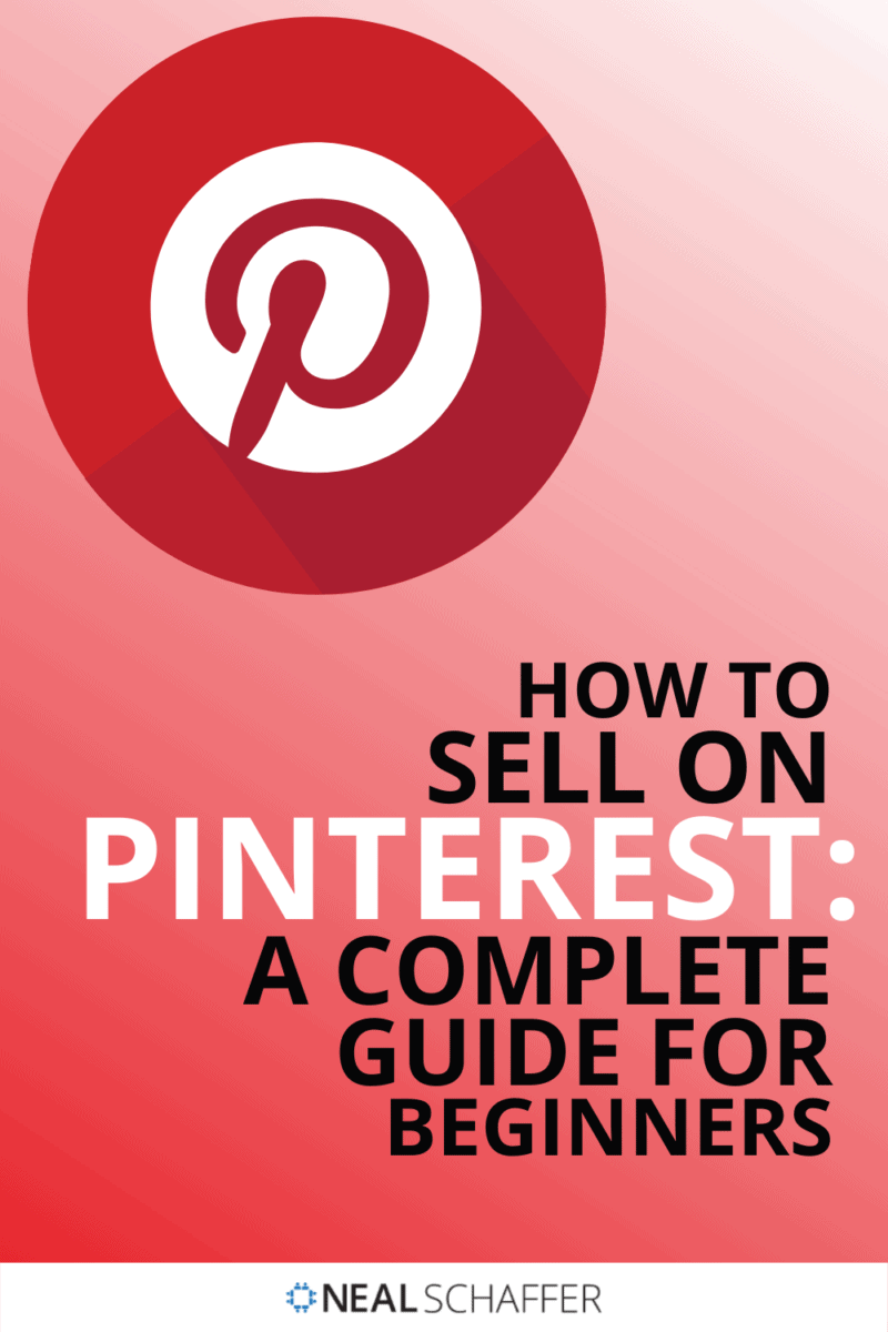 If you are still trying to figure out how to sell on Pinterest, you'll want to read this complete beginner's guide to Pinterest marketing.