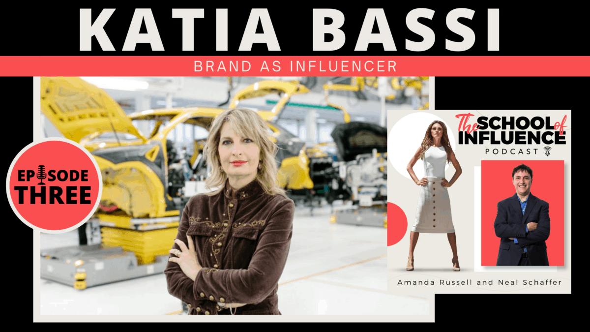 Lamborghini CMO Katia Bassi on the Brand as Influencer
