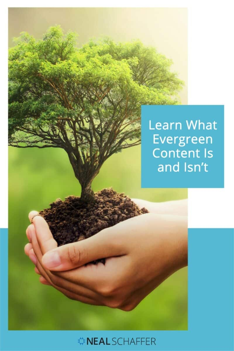Your blog should contain as much evergreen content as possible to maximize search engine traffic. That's why you should STOP writing about certain topics!