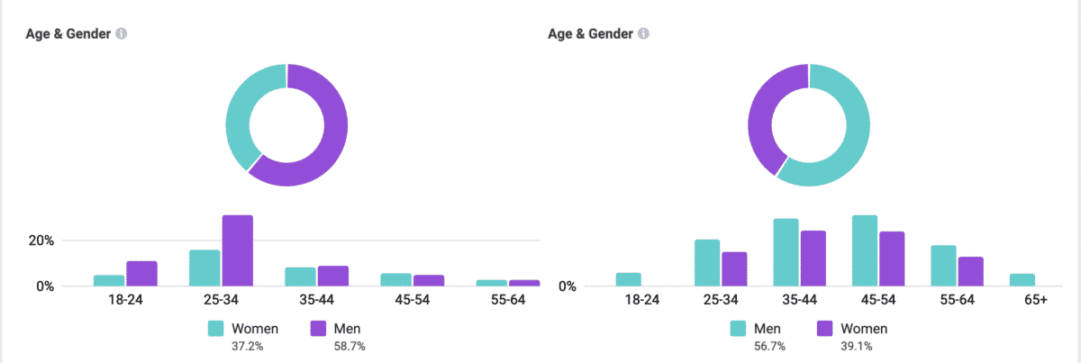 facebook audience insights tool demographics