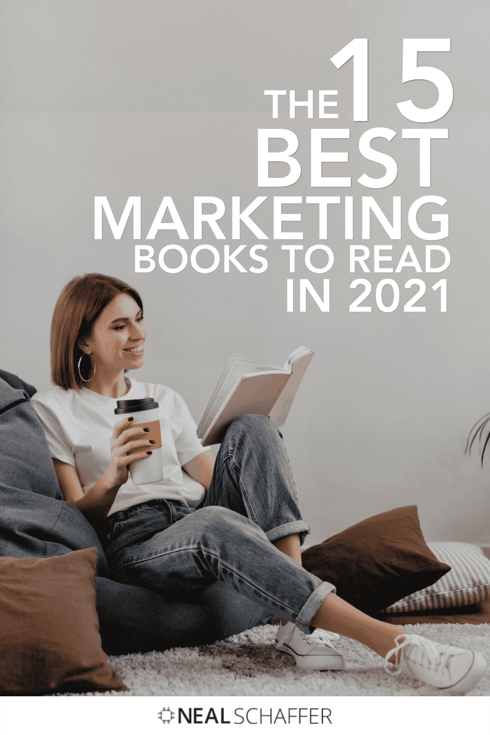 Looking to stay ahead of your competition? These are the 15 best marketing books you should be reading in 2021 to learn and implement from.