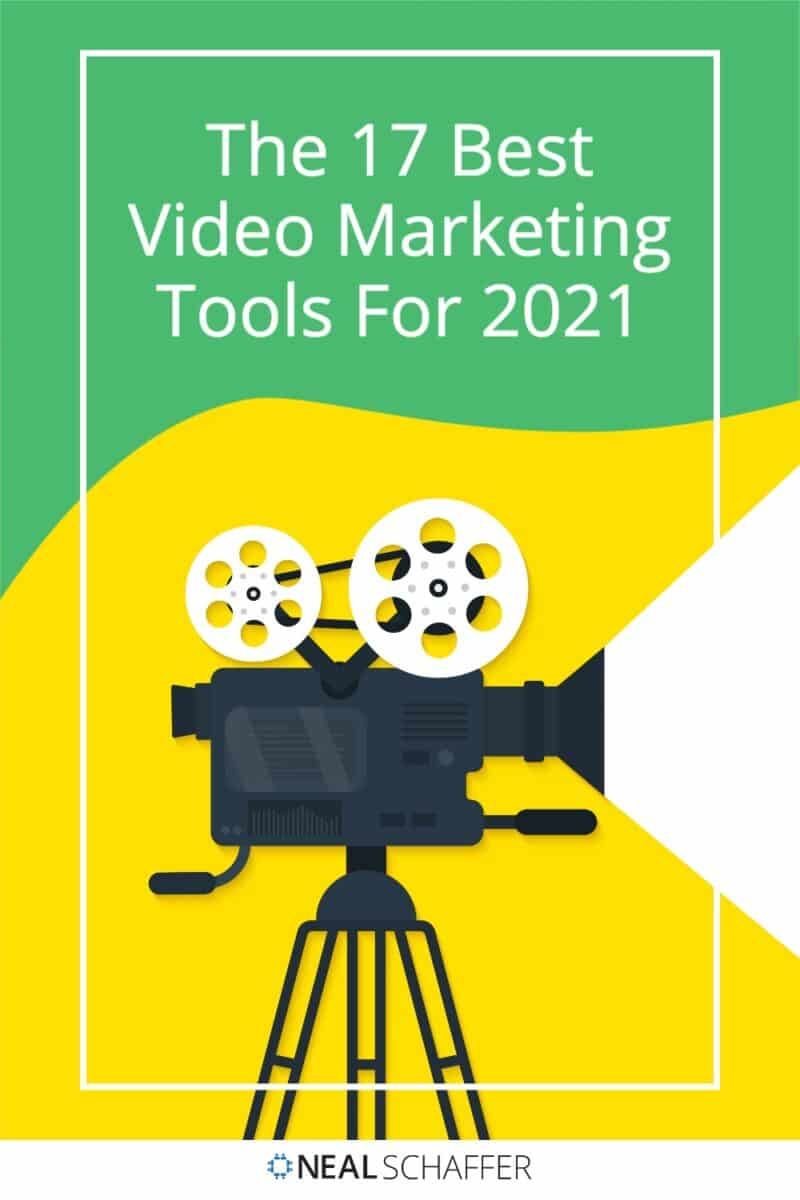 The best video marketing tools for you to consider for your video creation, editing, hosting, analytics, livestream, YouTube SEO, and more!
