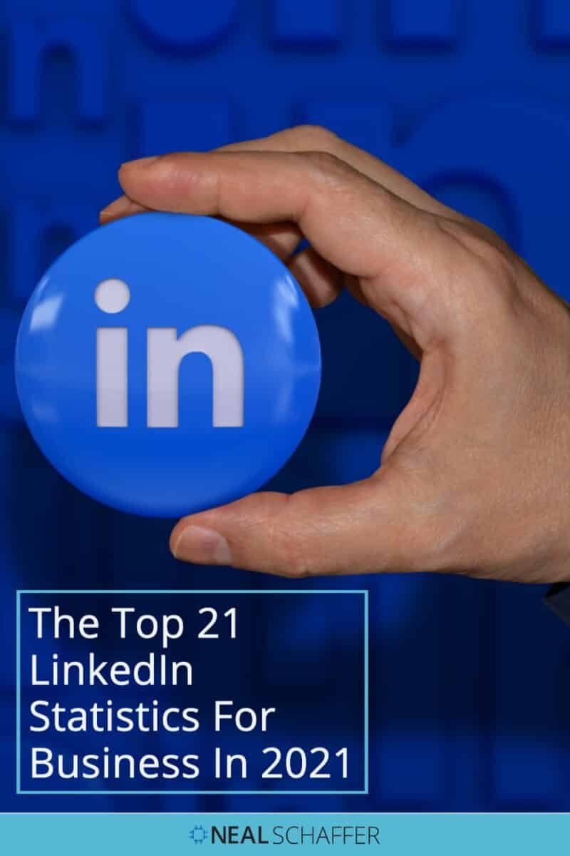 LinkedIn is a compelling network for your marketing efforts. These 21 LinkedIn statistics will prove why and inspire you to action.
