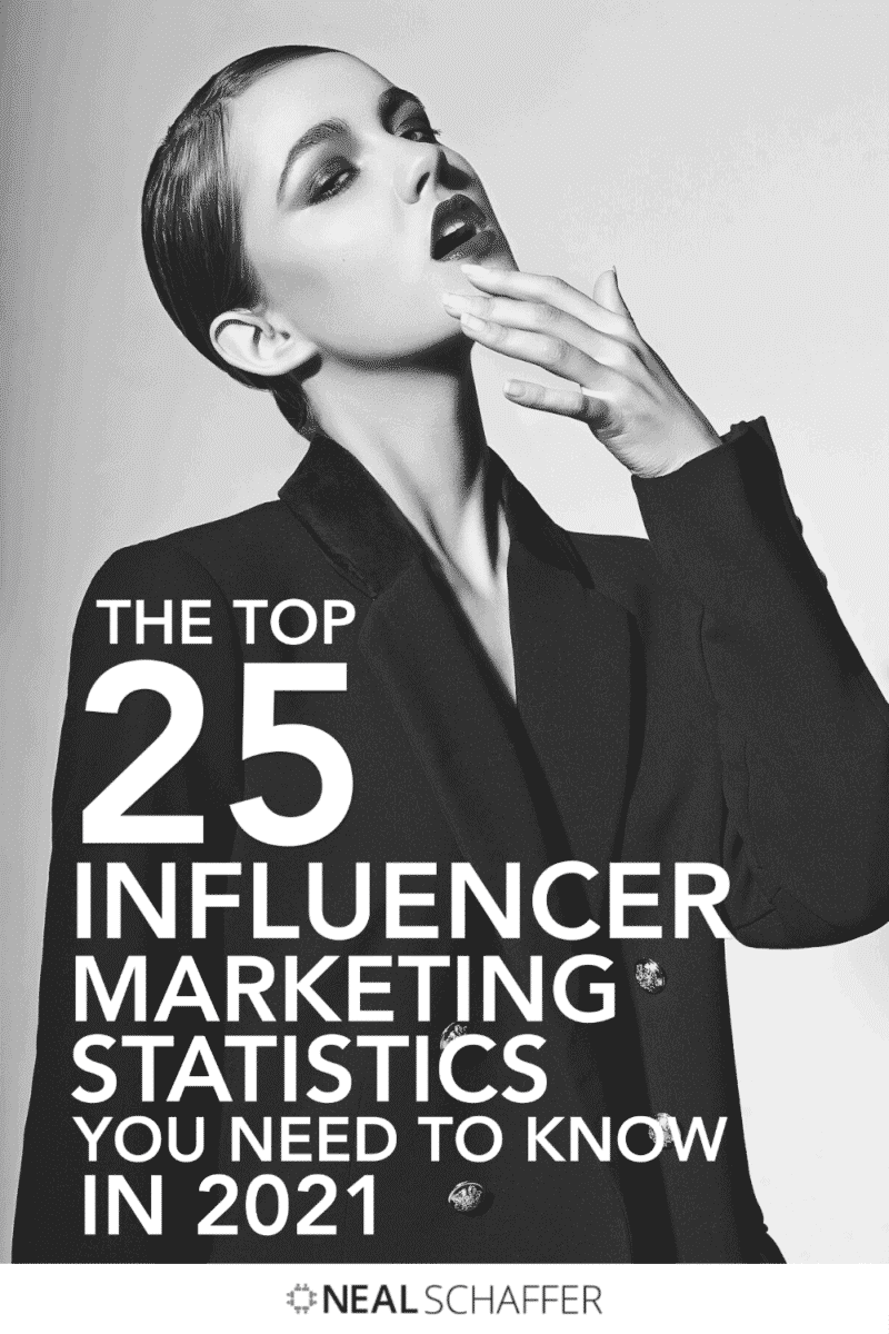 Looking to invest in influencer marketing? These are the must-have influencer marketing statistics you need to know to make smart decisions.