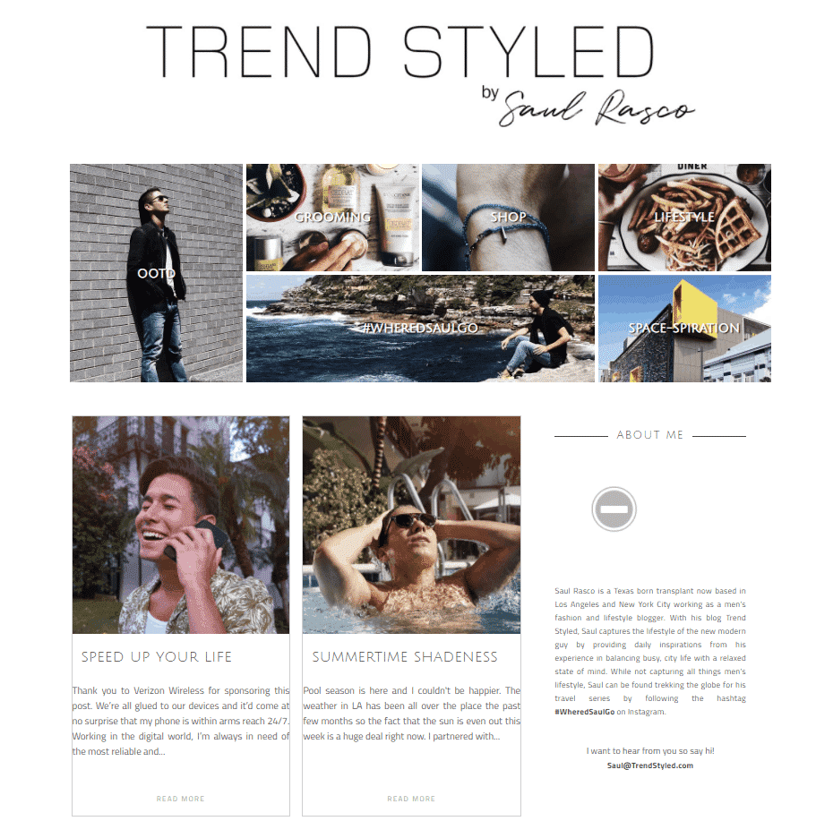 Trend Styled