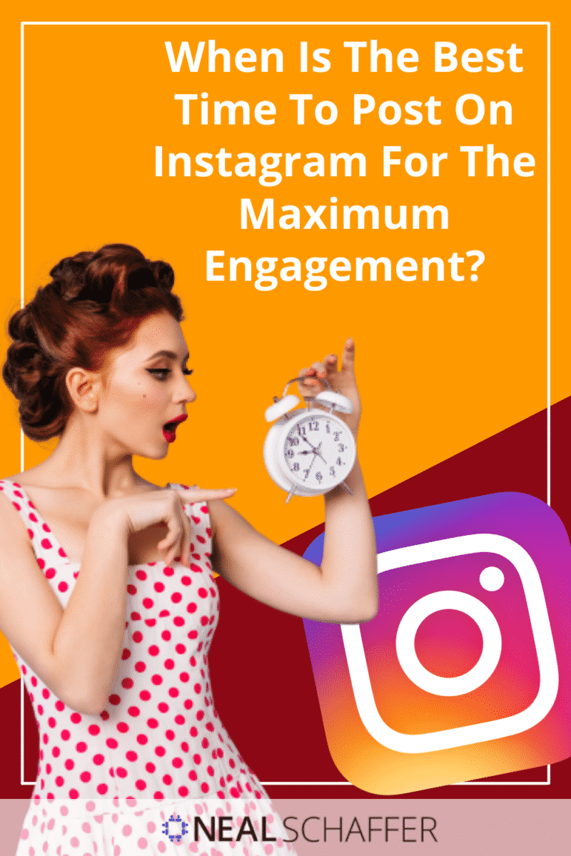Learn why timing on Instagram matters and more specific advice on when is the best time to post on Instagram to ensure maximum engagement