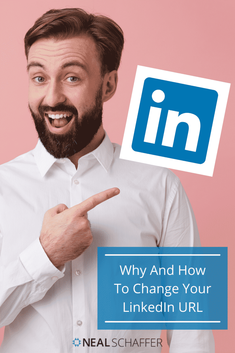 Your LinkedIn URL is your default homepage for most professionals. Here's how to change your LinkedIn URL so that it best represents you.