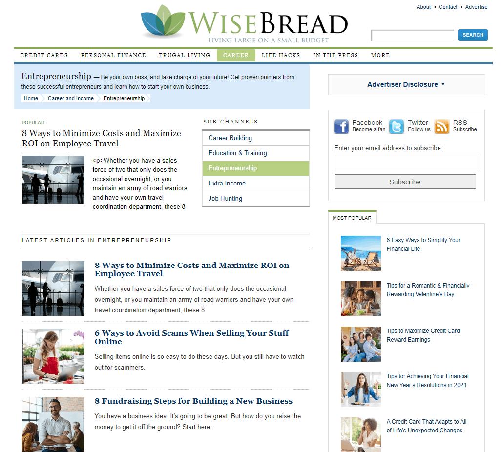 Wise Bread